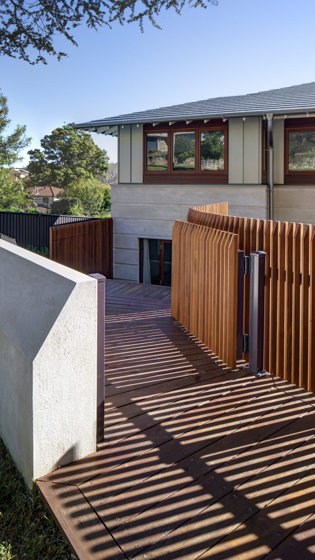 Northbridge House Architectural Project Roth Architects - Northbridge-house